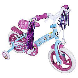 "Zinc 12"" Girls Cupcakes Bike"