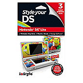 Style your DS Nintendo DSlite