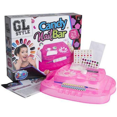 Candygirlz Candy Nail Bar