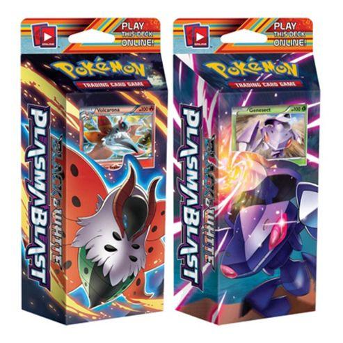 Pokemon Black and White Plasma Blast Theme Deck (1x Random deck supplied)