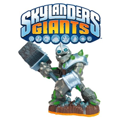 Skylanders Giants - Giant Single Character - Crusher