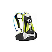 2014 Camelbak 2.0 L Charge Hydration Pack Lime Punch/ Charcoal