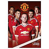 Manchester United 2016 Calendar
