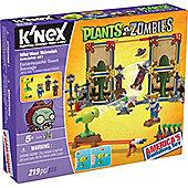K'nex Plants Vs. Zombies Wild West Skirmish Building Set