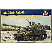 Italeri - M109A6 Paladin - Scale 1:35 372