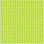 Paper Napkins - Green Gingham
