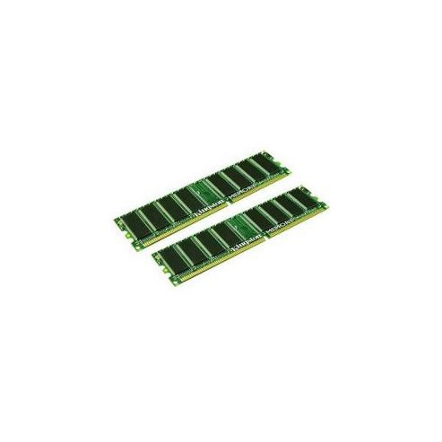 Kingston 4GB (2x2GB) Memory Kit 400MHz Single Rank
