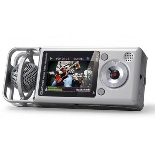 Zoom Q2HD Video Recorder