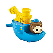 Octonauts Mini Gup Speeders - GUP-C Shellington
