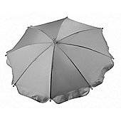 Clair de Lune Baby Shade Parasol - Grey