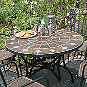 Europa Leisure Granada Low Round Dining Table