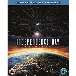 Independence Day: Resurgence Blu-ray