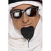 Black Arab Beard