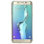 Tesco Mobile Samsung Galaxy S6 Edge Plus Gold