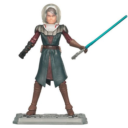 Star Wars Clone Wars Anakin Skywalker Figure with Firing Missiles