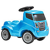 Ferbedo Foot to Floor Truck Blue