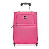 Revelation by Antler Calais 2-Wheel Small Pink Suitcase