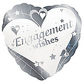 Engagement 18' Foil Balloon (each)