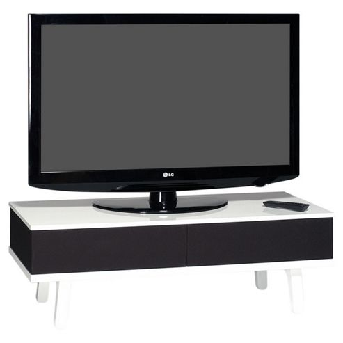 FB110W Fabrik TV Stand for up to 55 inch TVs