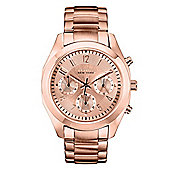 Caravelle New York Melissa Ladies Chronograph Watch - 44L115