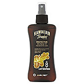 Hawaiian Tropic Dry Oil Spf8 200 Ml