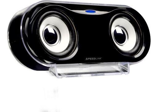 Speedlink SL 7901 SBK Vivago Stereo Speaker Black