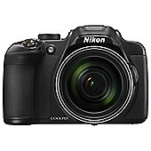 Nikon Coolpix P610 Digital Bridge Camera, BLACK