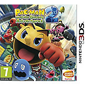 Pac-Man and The Ghostly Adventures - 2 Nintendo 3DS