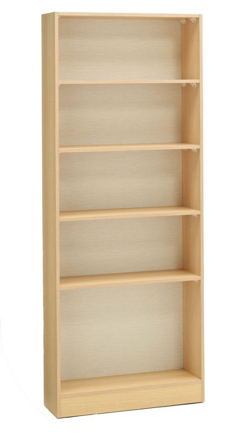 Ideal Furniture Alaska Large Bookcase