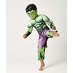 Marvel Marvel Avengers Hulk Dress Up (age 5-6 years)