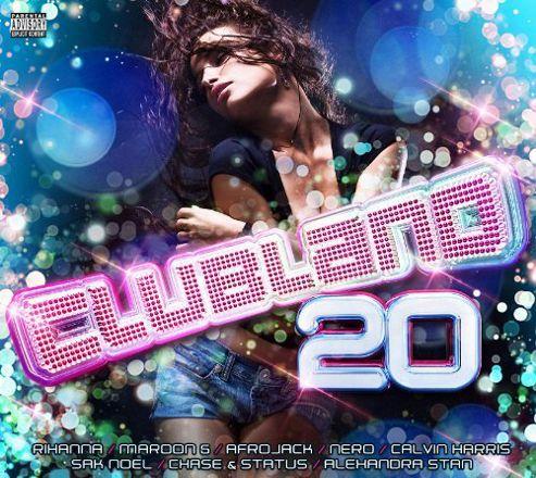 Clubland 20 (3Cd)
