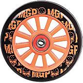 Madd Gear MGP Pro Wheel 100mm inc Bearings - Orange