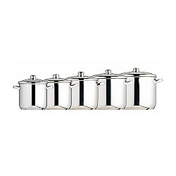 Master Class Stainless Steel Stockpot 24cm (8.5L)