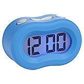 Acctim Blue Vierra Alarm Clock