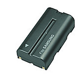 Replacement for Samsung SBL160 Camcorder Battery