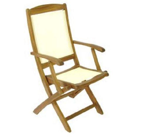 Royal Craft Henley Folding Armchair