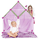 EZ-Fort Fairy Tale Castle Playhouse Tent