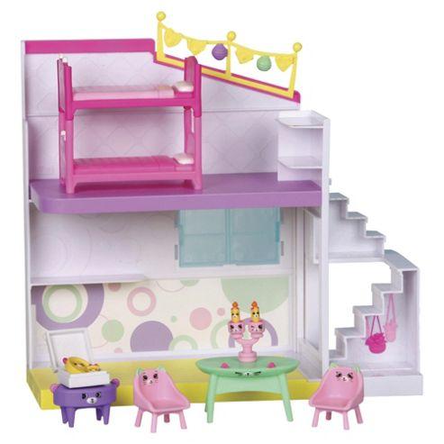 Shopkins Bedroom And Dining Room Studio
