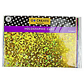 T. Go Create Holographic Card A5