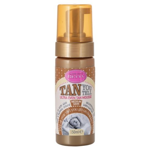 Along Came Betty Tan Mousse Tan You Tell 150Ml