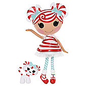 La La Loopsy Large Doll - Mint E Stripes