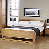 Elements Cherry Double Bed