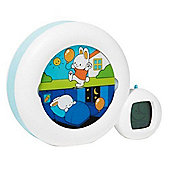 Kid Sleep Moon Night Light Alarm