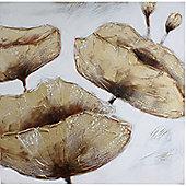 CIMC Home Poppies Canvas Art