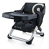 Concord Lima Folding Travel Chair (Phantom Black)