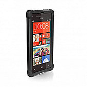 HTC 8X Shell Gel Maxx Case