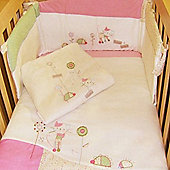 Dormouse Prickles and Whiskers 4pc Bedding Bale