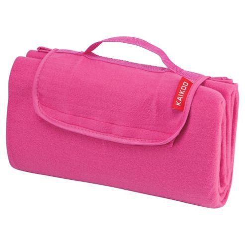 Kaikoo Picnic Blanket Pink