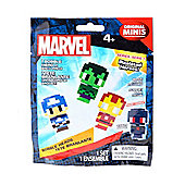 Marvel Pixel Heroes Original Minis Blind Bag Figure (Random figure supplied)
