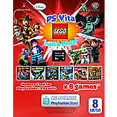 Lego Mega Pack on 8GB Memory Card - PSVita